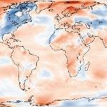 Novembre 2018 plus chaud que la normale dans le Monde